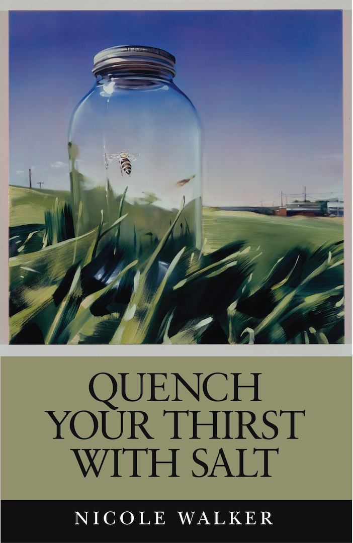 Quench Your Thirst with Salt by NICOLE WALKER - Free Shipping